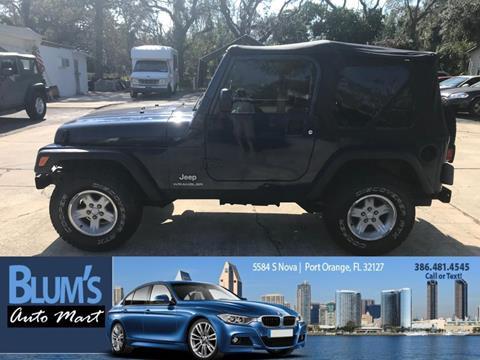 2005 Jeep Wrangler 2005 Jeep Wrangler ...
