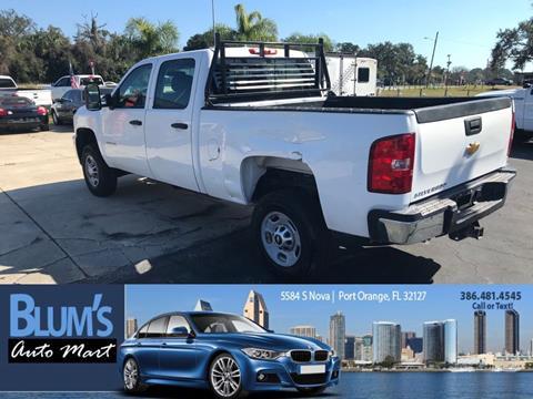 2013 Chevrolet Silverado 2500Hd HEAVY DUTY In Port Orange FL