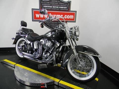 2006 Harley-Davidson FLSTN