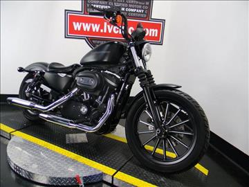2010 Harley-Davidson XL883N