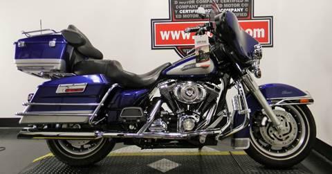 2007 Harley-Davidson FLHTC for sale in Las Vegas, NV