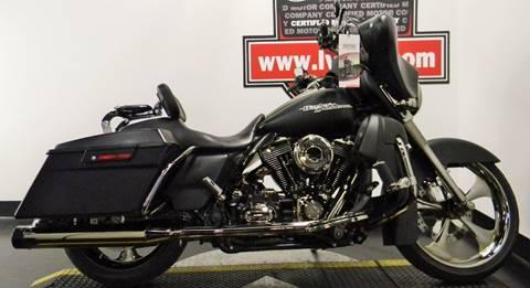 2012 Harley-Davidson FLHX for sale in Las Vegas, NV