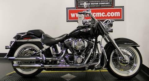 2005 Harley-Davidson FLSTN for sale in Las Vegas, NV