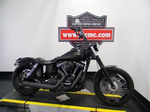 2014 Harley-Davidson FXDB