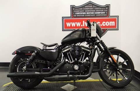 2017 Harley-Davidson XL883N for sale in Las Vegas, NV