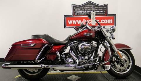 2016 Harley-Davidson Road King for sale in Las Vegas, NV