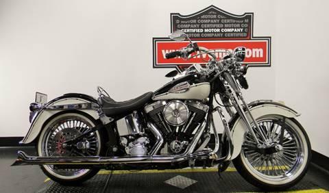 Atlanta Harley Davidson >> 1999 Harley Davidson Heritage Springer For Sale In Las Vegas Nv