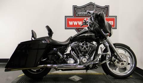 2012 Harley-Davidson Street Glide for sale in Las Vegas, NV