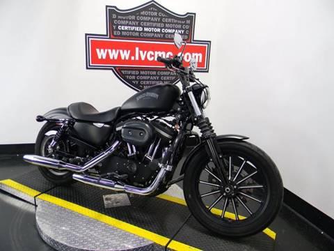 2013 Harley-Davidson XL883N