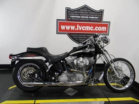 2003 Harley-Davidson FXST
