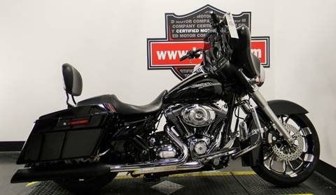 2013 Harley-Davidson Street Glide for sale in Las Vegas, NV