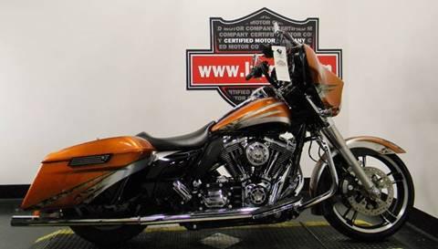 2014 Harley-Davidson Street Glide for sale in Las Vegas, NV