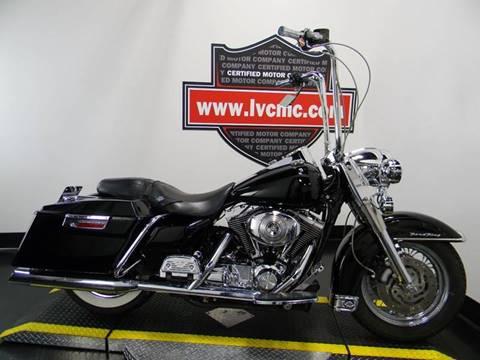 2002 Harley-Davidson FLHRCI