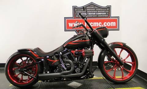 2012 Harley-Davidson FAT BOY LO for sale in Las Vegas, NV