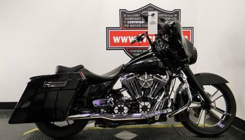 2007 Harley Davidson Street Glide For Sale In Las Vegas Nv
