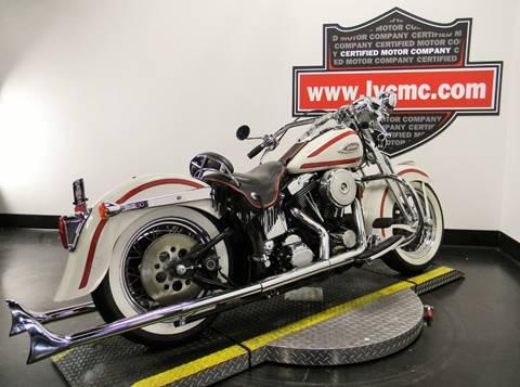 1997 Harley-Davidson Heritage Springer