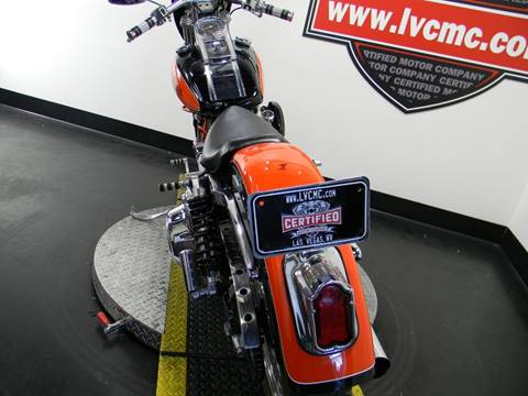 1977 Harley-Davidson FLH