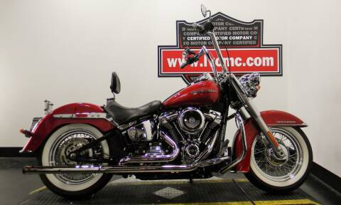2018 Harley-Davidson DELUXE for sale at Certified Motor Company in Las Vegas NV
