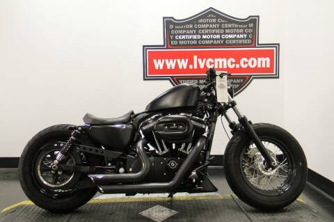2013 Harley-Davidson FORTY EIGHT for sale at Certified Motor Company in Las Vegas NV