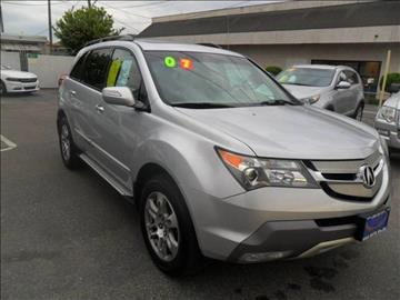 2007 Acura MDX for sale in Modesto, CA
