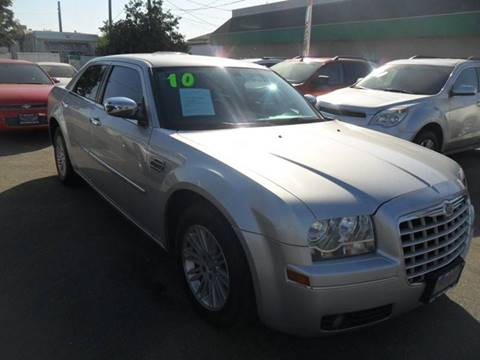 2010 Chrysler 300 for sale in Modesto, CA