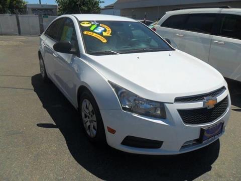 2013 Chevrolet Cruze for sale in Modesto, CA