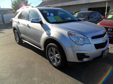 2010 Chevrolet Equinox for sale in Modesto, CA