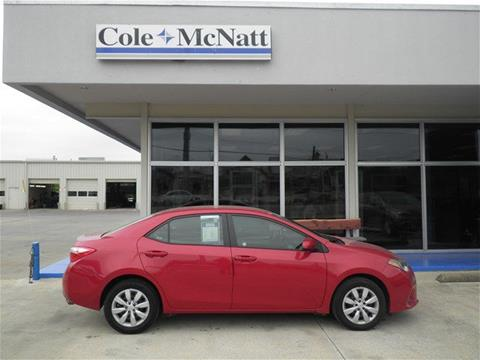 2016 Toyota Corolla for sale in Gainesville TX