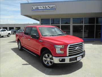 2015 Ford F-150 for sale in Gainesville, TX