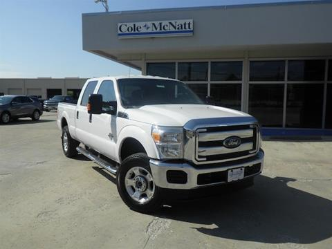 2016 Ford F-250 Super Duty for sale in Gainesville TX