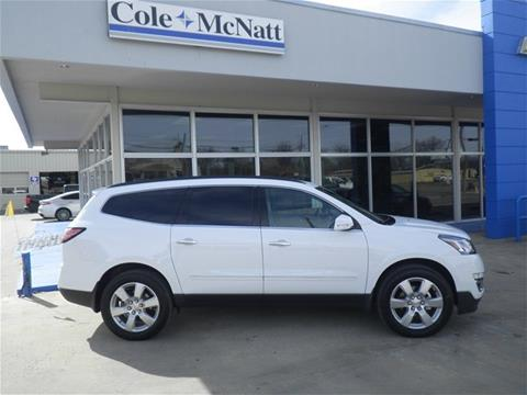 2017 Chevrolet Traverse for sale in Gainesville TX