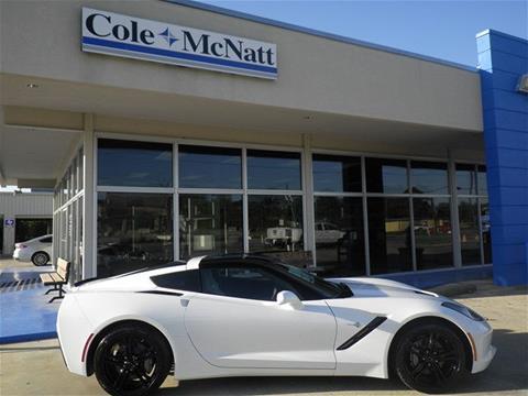 2017 Chevrolet Corvette for sale in Gainesville TX