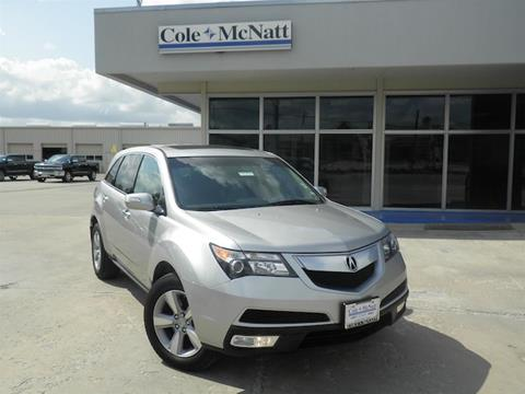 2010 Acura MDX for sale in Gainesville TX