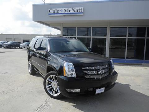2012 Cadillac Escalade for sale in Gainesville, TX