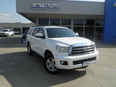2016 Toyota Sequoia for sale in Gainesville TX