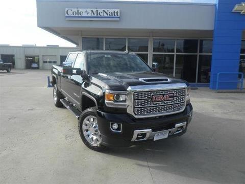 2018 GMC Sierra 2500HD for sale in Gainesville TX