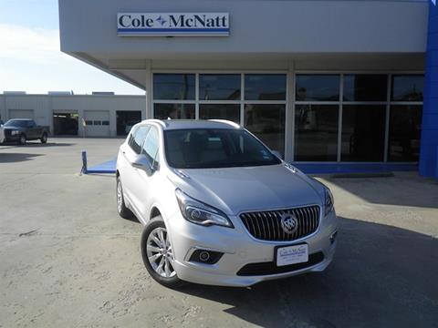 2017 Buick Envision for sale in Gainesville TX