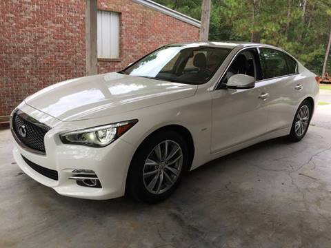 2017 Infiniti Q50 for sale in Petal, MS
