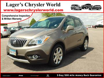 2013 Buick Encore for sale in Mankato, MN
