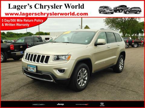 2014 Jeep Grand Cherokee for sale in Mankato MN