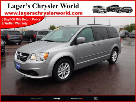2016 Dodge Grand Caravan for sale in Mankato MN