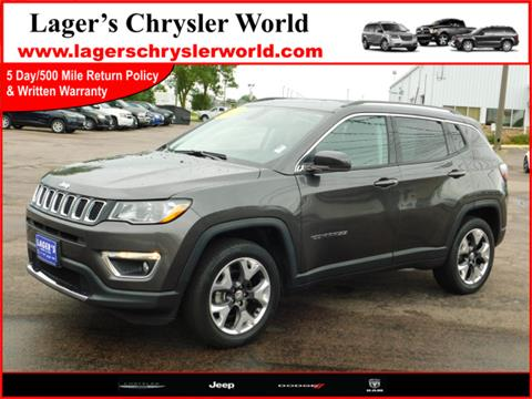 2019 Jeep Compass for sale in Mankato, MN