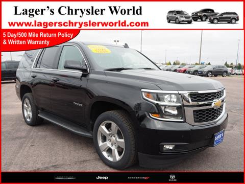 2016 Chevrolet Tahoe for sale in Mankato, MN