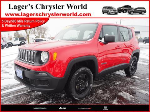2018 Jeep Renegade for sale in Mankato, MN