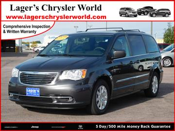 2016 Chrysler Town and Country for sale in Mankato, MN
