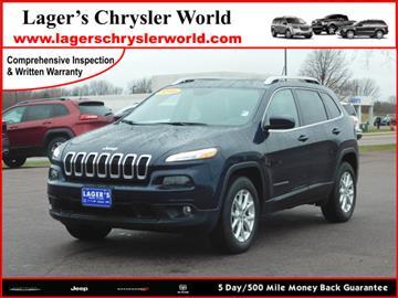 2016 Jeep Cherokee for sale in Mankato, MN