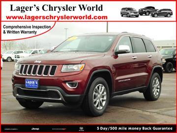 2016 Jeep Grand Cherokee for sale in Mankato, MN