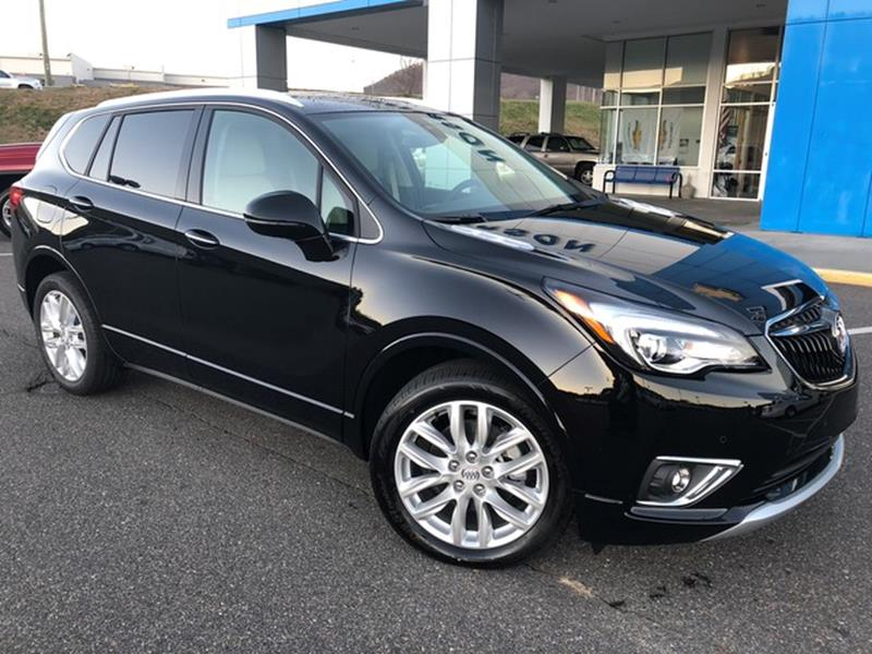 2019 Buick Envision Awd Premium 4dr Crossover In West