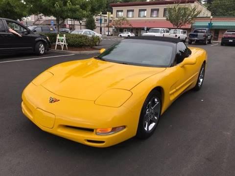 2004 Chevrolet Corvette for sale in Arlington, WA