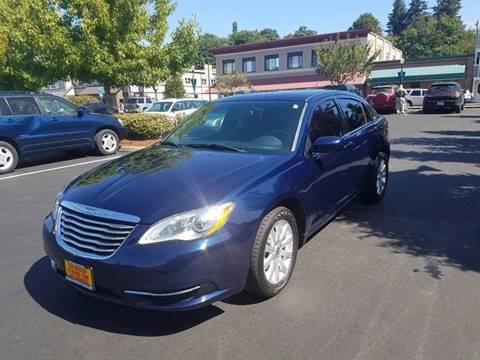 2013 Chrysler 200 for sale in Arlington, WA